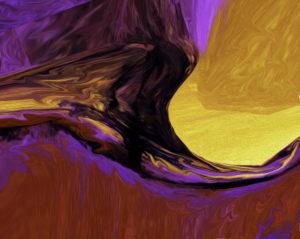 Desert View 2 Inci Jones Artist