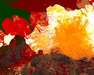 Desert View 4 Inci Jones Artist