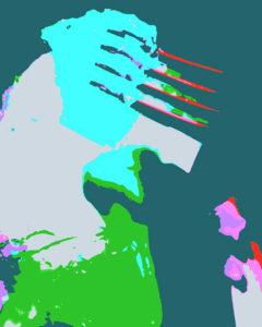 Jello Study 3 Inci Jones Artist