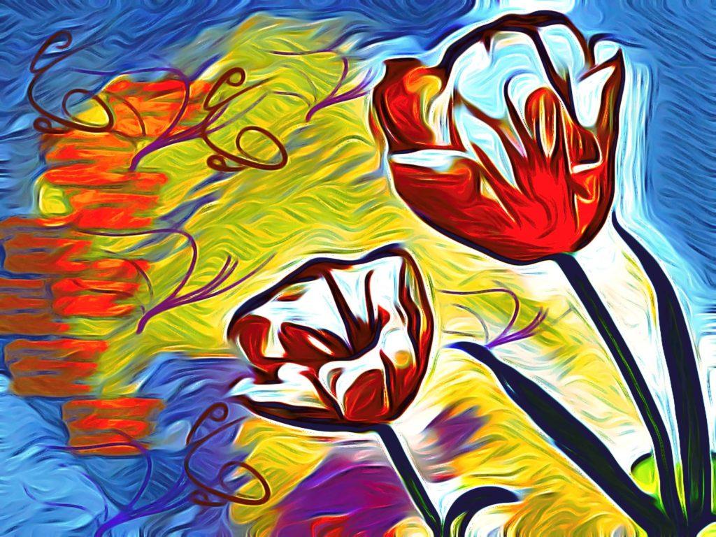 Tulip Fever | Inci Jones Artist