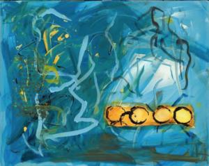 Aqua Meditation | Inci Jones Artist