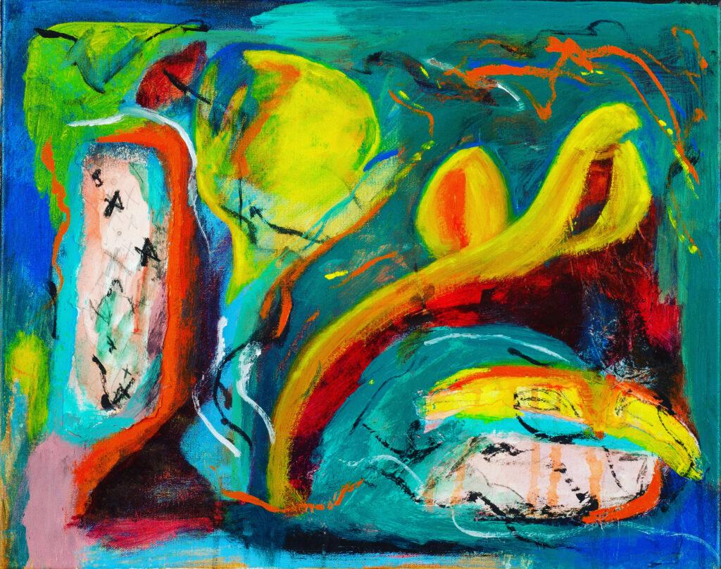 The Conversation | Inci Jones Artist