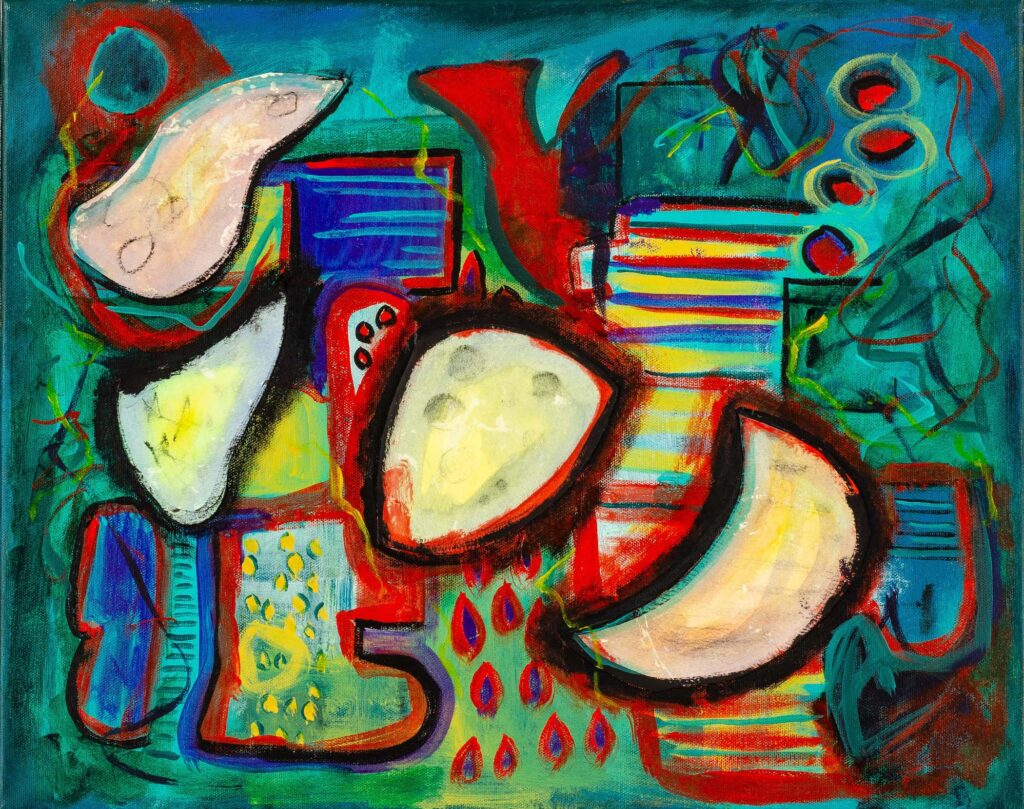 Expectant Color | Inci Jones Artist