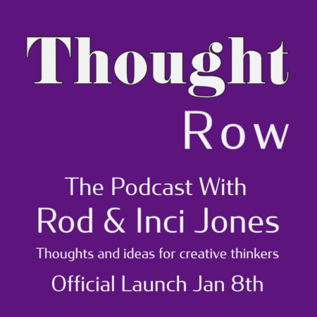 Thought Row Podcast Launch | Thought Row Podcast