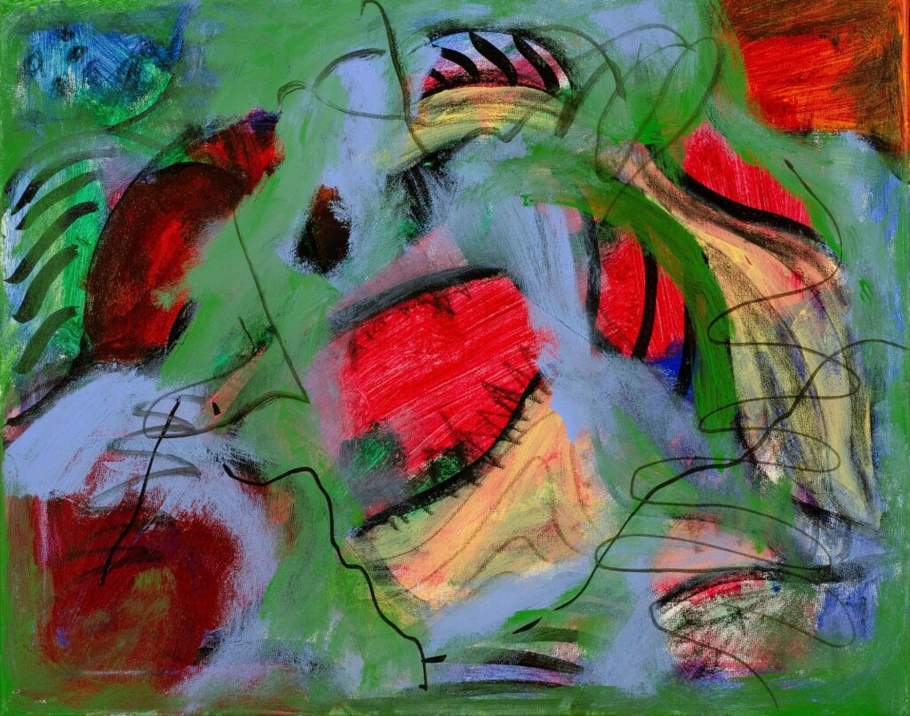 River of Uncommon Thoughts - Inci Jones Artist